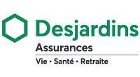 Logo commanditaire : Desjardins Assurances
