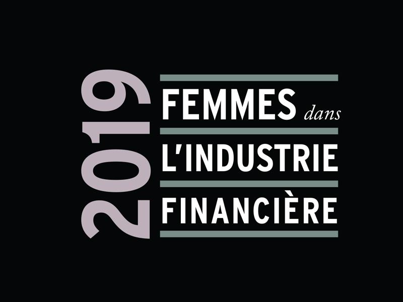 Colloque Femmes dans l'industrie financière 2019