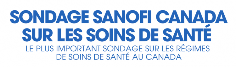 Sondage Sanofi Canada sur les soins de santé 2018