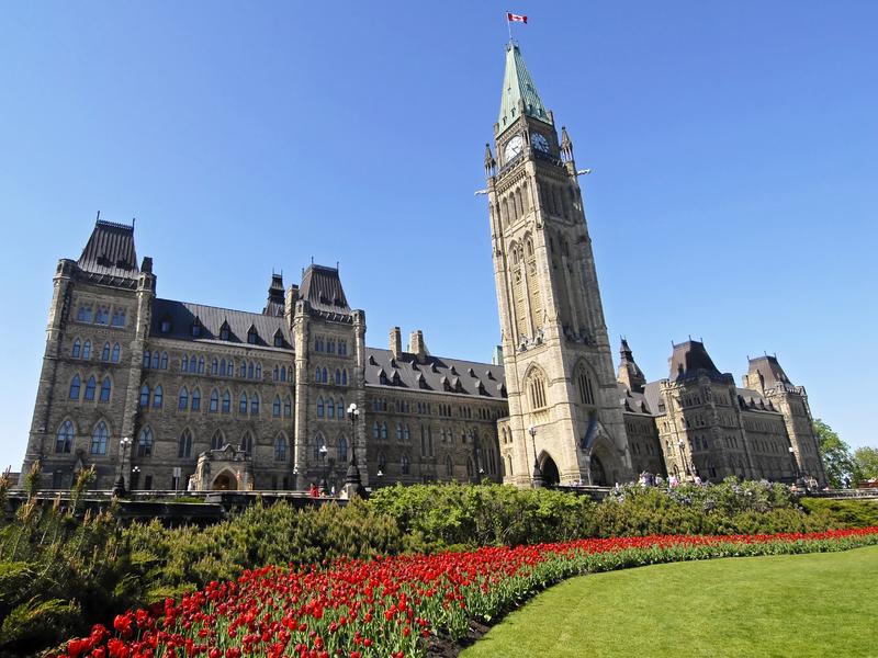Parlement du Canada à Ottawa