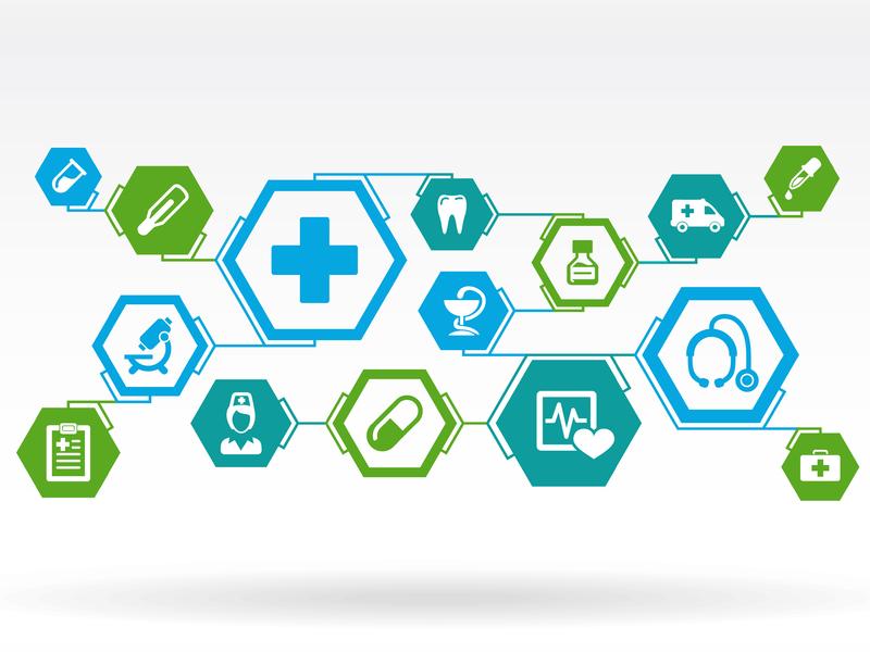 Logo de services de santé