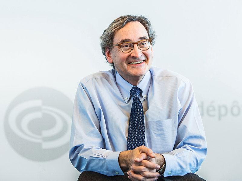 Michael Sabia, président et chef de la direction, Caisse de dépôt et placement du Québec