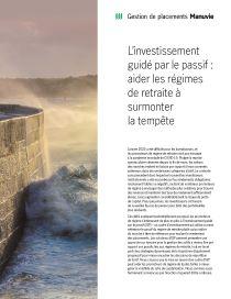 Manulife Guide to navigating current crisis pdf